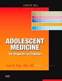 Adolescent Medicine - 1st Edition - ISBN: 9780323040730, 9780323070751