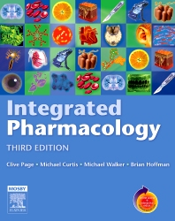Cover image for Integrated Pharmacology