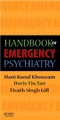 Cover image for Handbook of Emergency Psychiatry