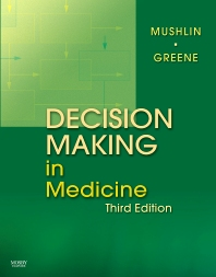 Cover image for Decision Making in Medicine