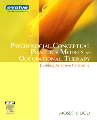 Cover image for Psychosocial Conceptual Practice Models in Occupational Therapy