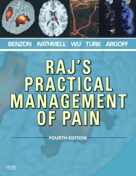 Cover image for Raj's Practical Management of Pain