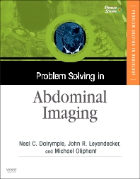 Cover image for Problem Solving in Abdominal Imaging with CD-ROM
