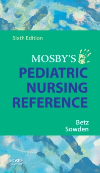 Cover image for Mosby's Pediatric Nursing Reference