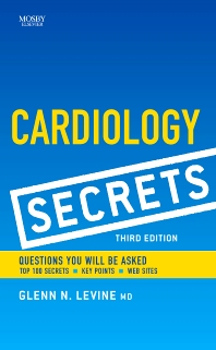 Cover image for Cardiology Secrets