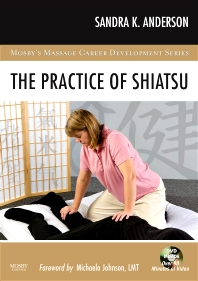 Cover image for The Practice of Shiatsu