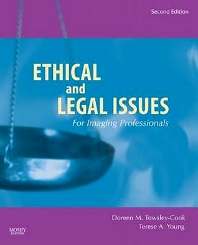 Cover image for Ethical and Legal Issues for Imaging Professionals