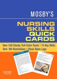 Mosby's Nursing Skills Quick Cards