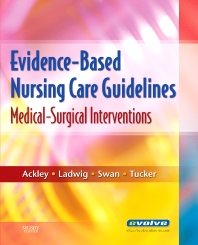 Cover image for Evidence-Based Nursing Care Guidelines