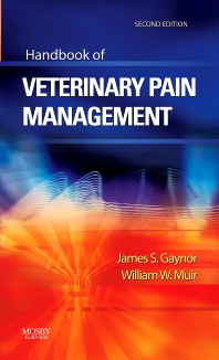 Cover image for Handbook of Veterinary Pain Management