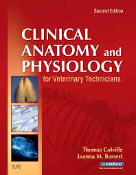 Cover image for Clinical Anatomy and Physiology for Veterinary Technicians