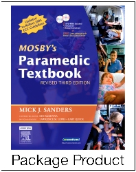 Mosby's Paramedic Textbook (Revised Reprint) and RAPID Paramedic (Revised Reprint) Package