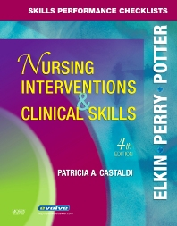 Cover image for Skills Performance Checklists for Nursing Interventions & Clinical Skills