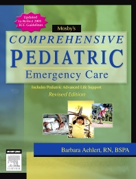 Mosby's Comprehensive Pediatric Emergency Care - Revised Reprint