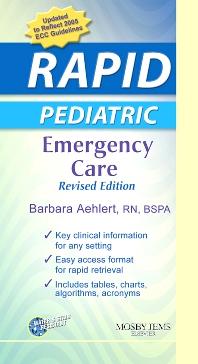 RAPID Pediatric Emergency Care - Revised Reprint
