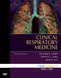 Cover image for Clinical Respiratory Medicine