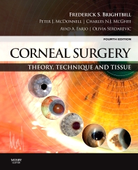 Corneal Surgery - 4th Edition - ISBN: 9780323048354, 9780323076289