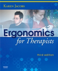 Cover image for Ergonomics for Therapists