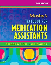 Cover image for Workbook for Mosby's Textbook for Medication Assistants