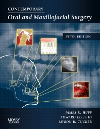 Cover image for Contemporary Oral and Maxillofacial Surgery