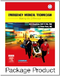 Emergency Medical Technician - Softcover Text and VPE Package
