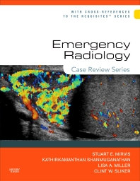 Cover image for Emergency Radiology: Case Review Series