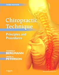 Cover image for Chiropractic Technique