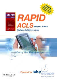 RAPID ACLS - CD-ROM PDA Software Powered by Skyscape - 2nd Edition - ISBN: 9780323049726