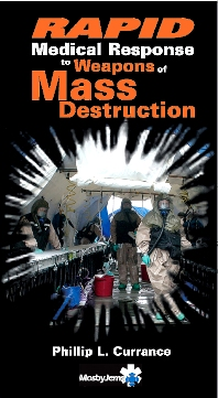 LIC - Rapid Medical Response to Weapons of Mass Destruction Skyscape Download - 1st Edition - ISBN: 9780323080415