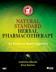 Natural Standard Herbal Pharmacotherapy - 1st Edition - ISBN: 9780323051842