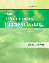 Cover image for Manual of Pulmonary Function Testing