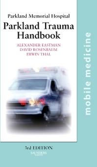 Cover image for The Parkland Trauma Handbook