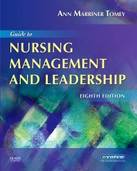 Cover image for Guide to Nursing Management and Leadership
