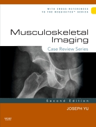 Cover image for Musculoskeletal Imaging: Case Review Series