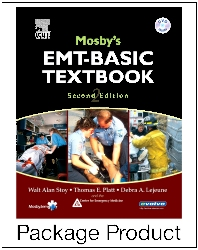 Mosby's EMT-Basic Textbook - Softcover Text (Revised Reprint), Workbook and VPE Package