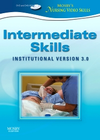 Mosby's Nursing Video Skills - Intermediate Skills DVD