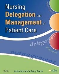 Cover image for Nursing Delegation and Management of Patient Care