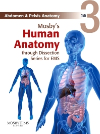 Mosby's Human Anatomy through Dissection Series for EMS DVD 3