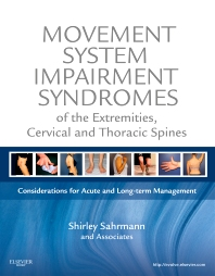 Cover image for Movement System Impairment Syndromes of the Extremities, Cervical and Thoracic Spines