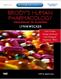 Brody's Human Pharmacology - 5th Edition - ISBN: 9780323053747, 9780323278942