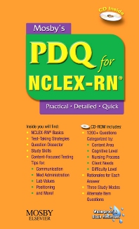 Mosby's PDQ for NCLEX-RN®