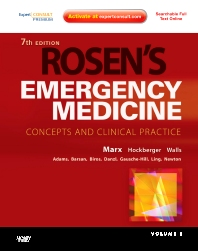 Rosen's Emergency Medicine - Concepts and Clinical Practice, 2-Volume Set