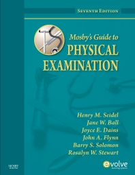Cover image for Mosby's Guide to Physical Examination