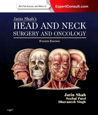 Cover image for Jatin Shah's Head and Neck Surgery and Oncology