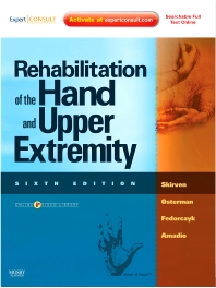 Rehabilitation of the Hand and Upper Extremity, 2-Volume Set - 6th Edition - ISBN: 9780323056021, 9780323248907