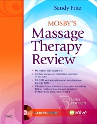 Mosby's Massage Therapy Review - 3rd Edition - ISBN: 9780323094283