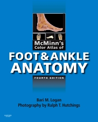 Cover image for McMinn's Color Atlas of Foot and Ankle Anatomy