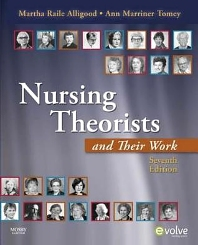 Nursing Theorists and Their Work - 7th Edition - ISBN: 9780323183178