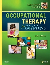 Cover image for Occupational Therapy for Children