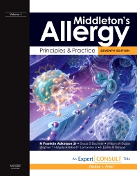 Middleton's Allergy: Principles and Practice - 7th Edition - ISBN: 9780323056595, 9780323076814